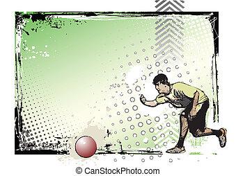 kickball, poster