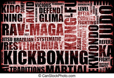 Kickboxing Martial Arts as a Fighting Style