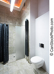 kicsi, fürdőszoba
