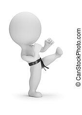kicsi, karate, 3, -, emberek