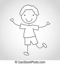 kid draw