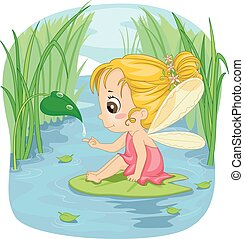 Kid Girl Fairy