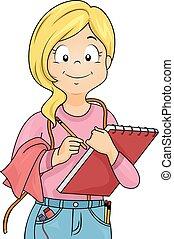 Kid Girl Hobby Tailor