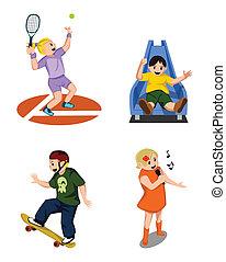 Kid Happy Activity Collection