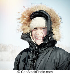 Kid in the Winter