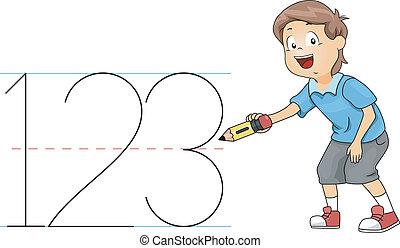 Kid Numbers