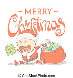 Kid Santa Claus