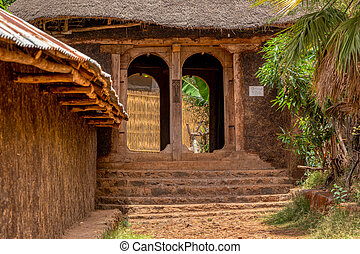 Kidane Mehret Church, monastery Ethiopia