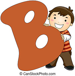 kiddie, alfabeto
