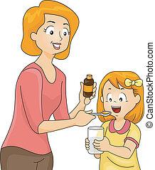 kiddie, vitamine