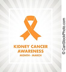 Kidney cancer awareness