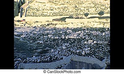 Kidron Valley Jewish cemetery of Jerusalem