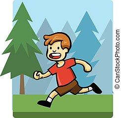 Kids Activity Run