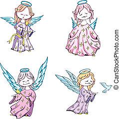 Kids angels