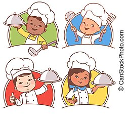 Kids as national chefs