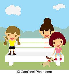 Kids Background