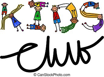 kids club illustrations and stock art 1 830 kids club illustration rh canstockphoto com lions club clipart social club clipart