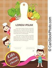 Kids Cooking class certificate 8
