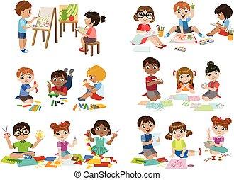 Kids Creativity Practice
