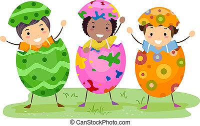 Kids Easter Costume