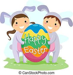 Kids Easter Egg