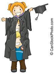 Kids Graduates