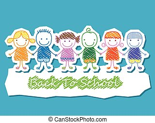 kids group, back to school