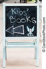 kids', livros
