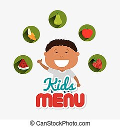 Kids nutrition design.