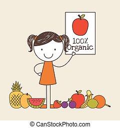 kids nutrition design