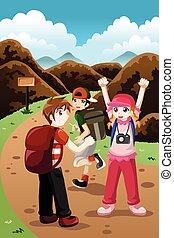 Kids on a Adventure