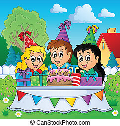 Kids party theme image 3