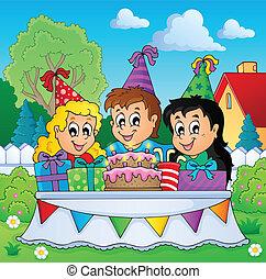 Kids party theme image 3
