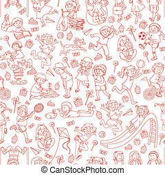 kids pattern