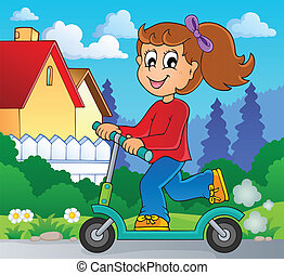 Kids play theme image 5