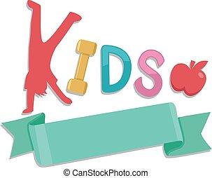 Kids Ribbon