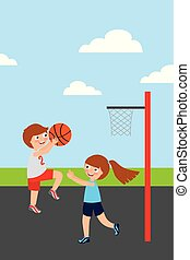 kids sport activity image