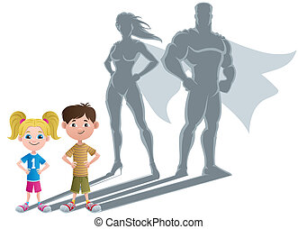 Kids Superhero Concept 2