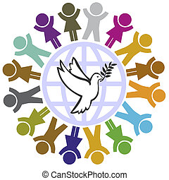 Kids Wish for Peace - Children vote for a peaceful world