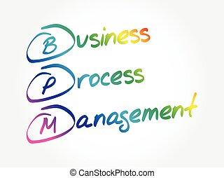 kierownictwo, handlowy, (, ), proces, bpm