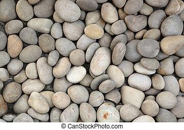 kiesel, stein