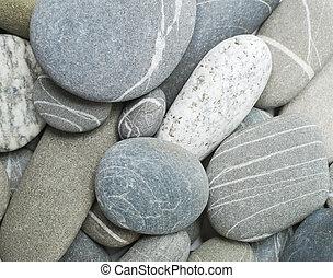 kiesel, steine
