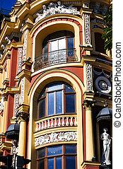kiev, 建築