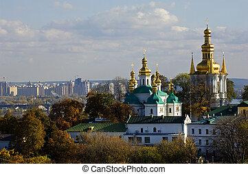kiev-pechersk, lavra