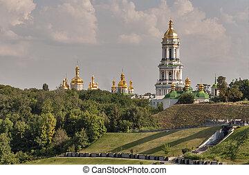 Kiev Pechersk Lavra. Kiev, Ukraine.
