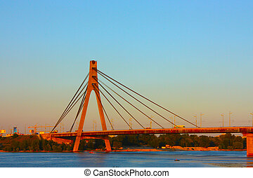 kiev, preso, ponte, moscov
