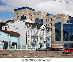 Kiev - View of Kiev, Ukraine