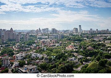 Kiev the capital of Ukraine