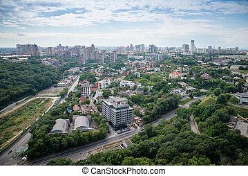 Kiev the capital of Ukraine
