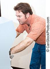 kiezer, mannelijke volwassene